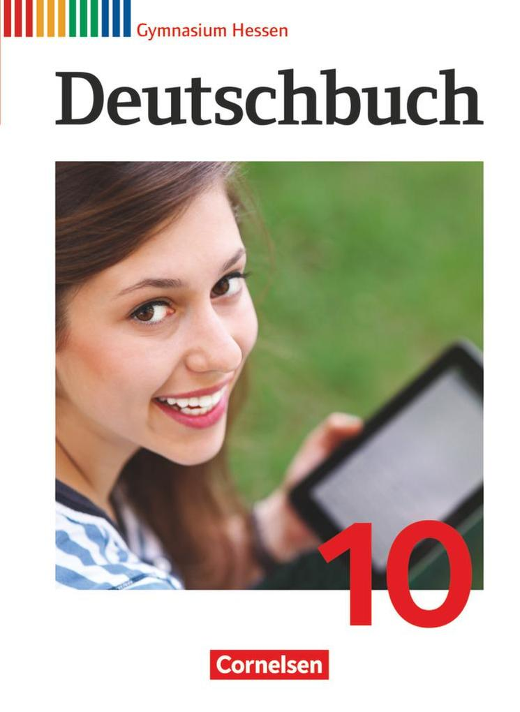 Deutschbuch Gymnasium 10. Schuljahr (nur für das G9) - Hessen - Schülerbuch als Buch (gebunden)