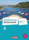 Schlüssel zur Mathematik 6. Schuljahr- Differenzierende Ausgabe Rheinland-Pfalz - Schülerbuch