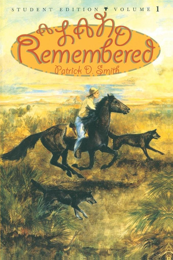 A Land Remembered, Volume 1, Student Guide Edition als Taschenbuch