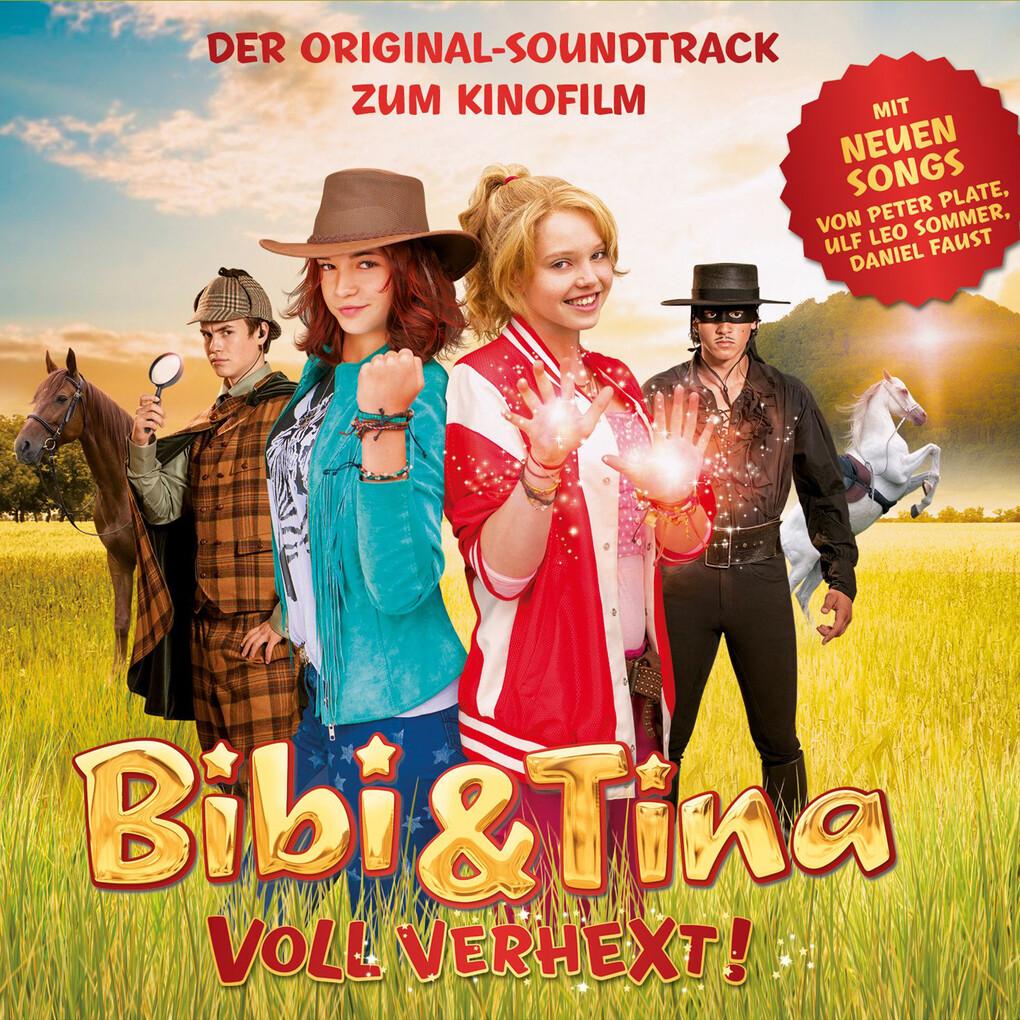 "Bibi & Tina - Der Original Soundtrack zum 2. Kinofilm ""Voll verhext"" als Hörbuch Download"