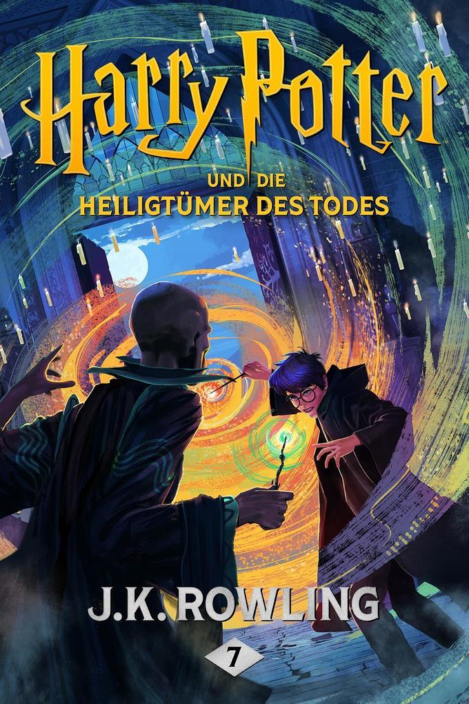 Harry Potter und die Heiligtümer des Todes als eBook epub