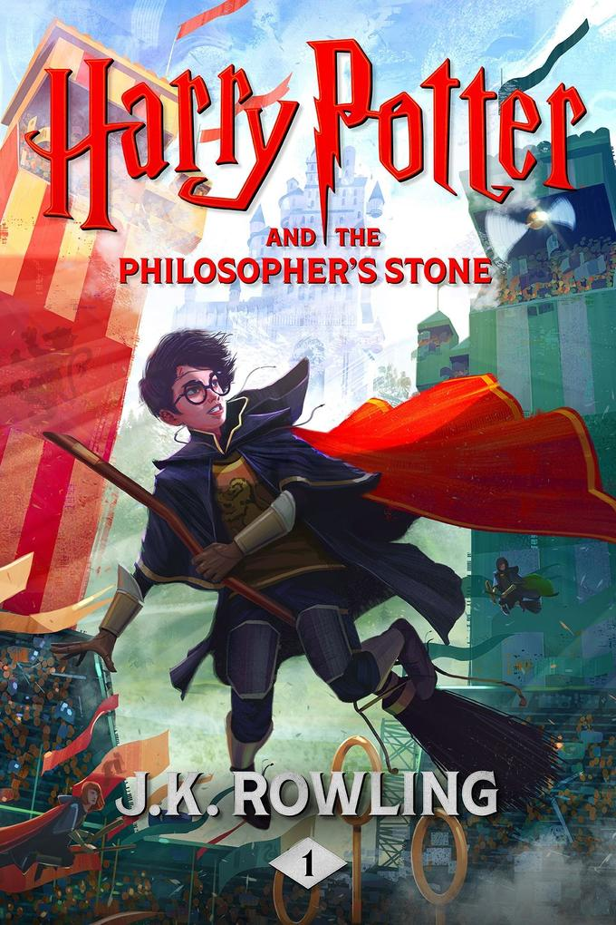 Harry Potter and the Philosopher's Stone als eBook