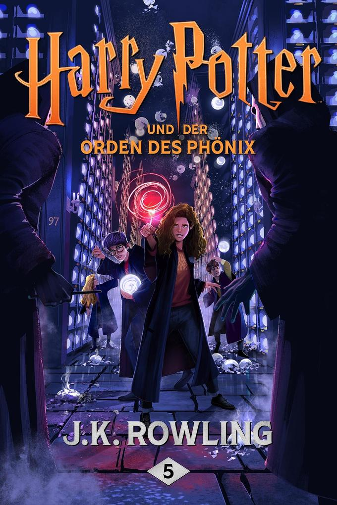 Harry Potter und der Orden des Phönix als eBook epub