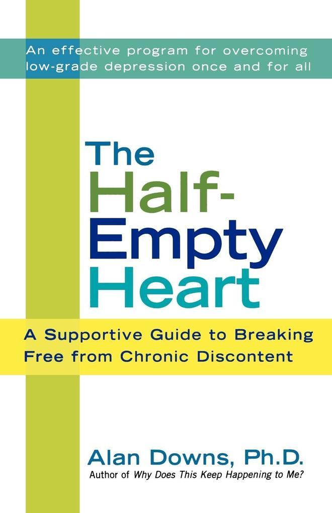 The Half-Empty Heart als Taschenbuch