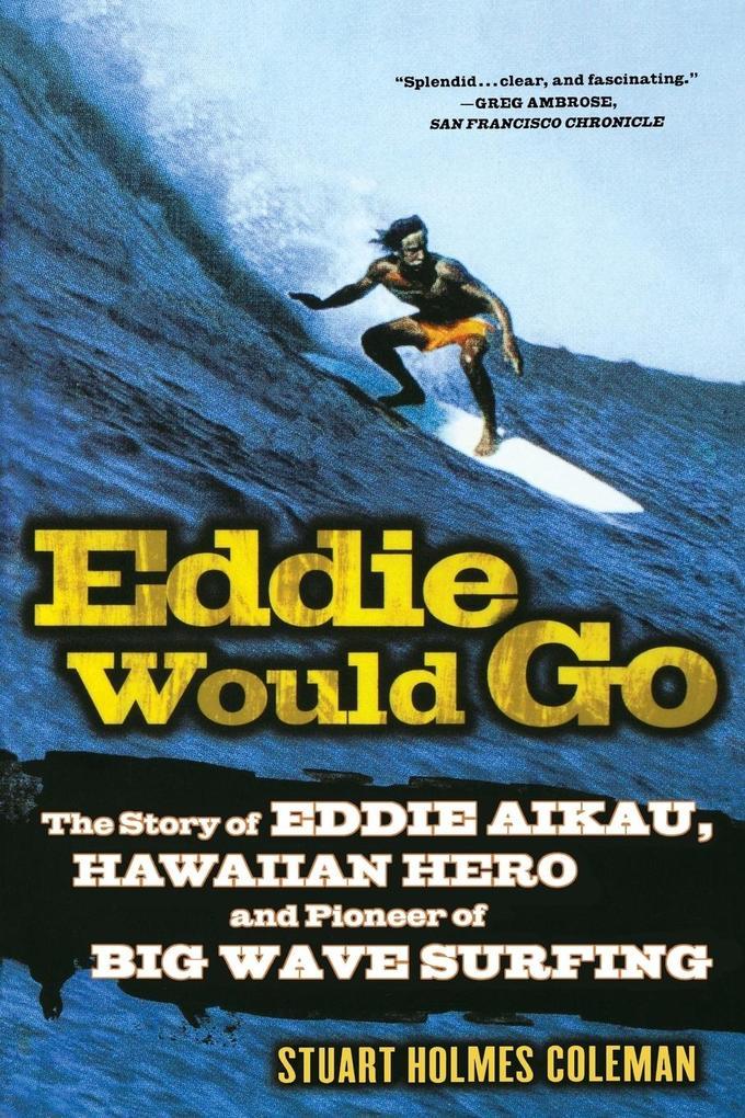 Eddie Would Go als Taschenbuch