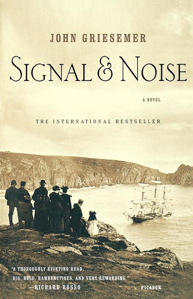 Signal & Noise als Buch (kartoniert)