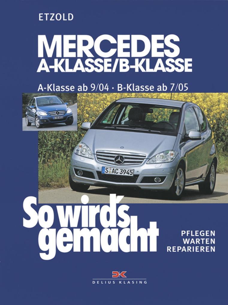 Mercedes A-Klasse / B-Klasse als eBook epub