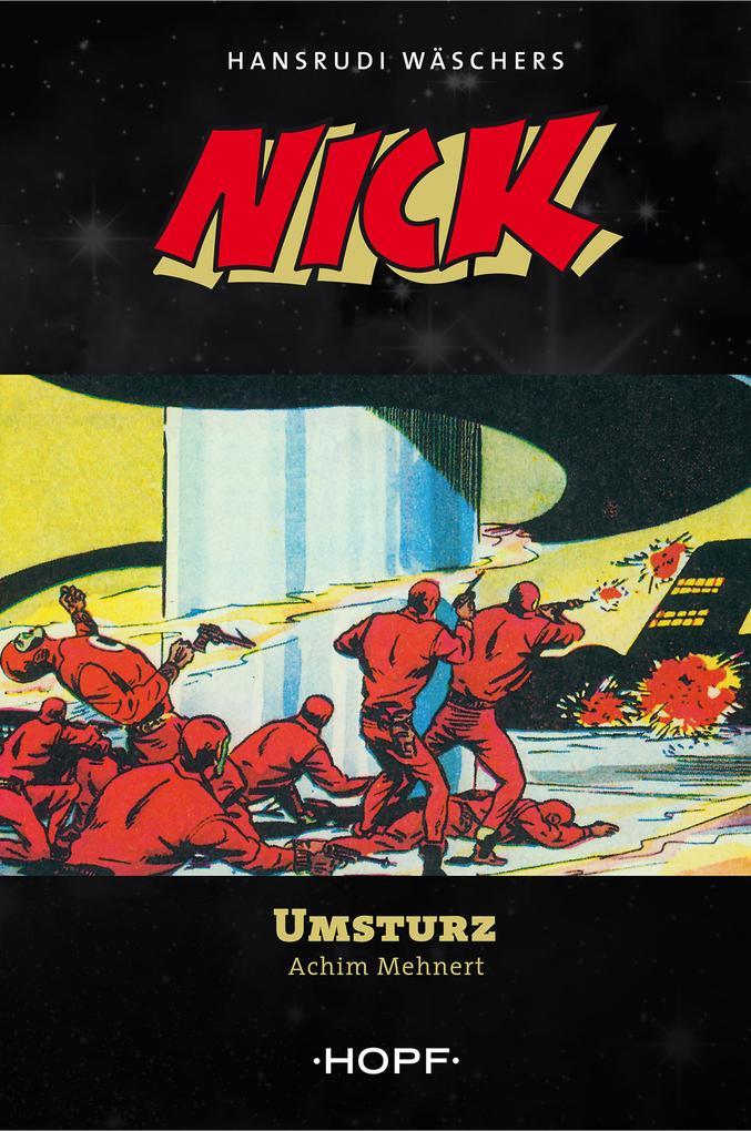 Nick 2: Umsturz als eBook epub