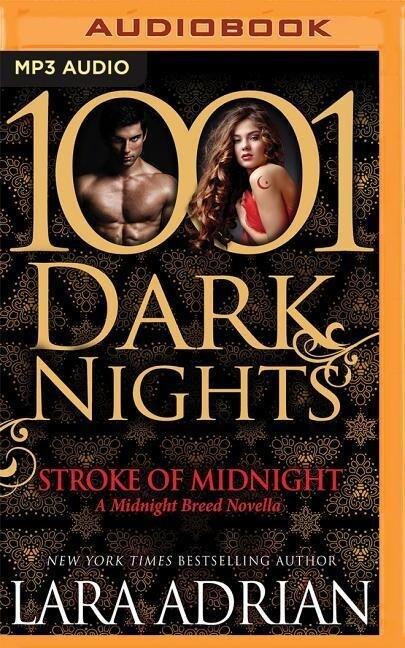 Stroke of Midnight als Hörbuch CD
