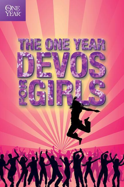 One Year Devos For Girls, The als Taschenbuch
