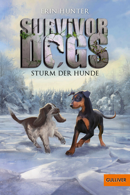 Survivor Dogs. Sturm der Hunde als eBook epub