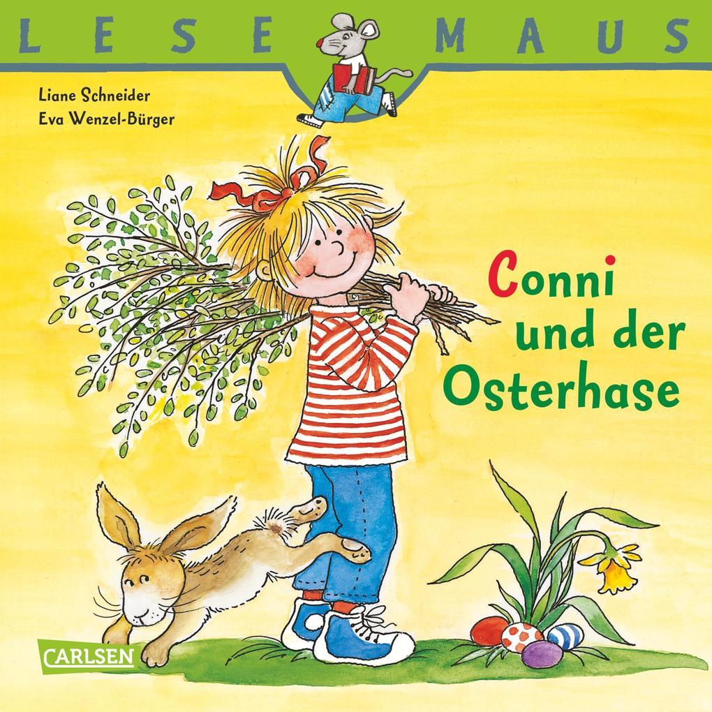 LESEMAUS: Conni und der Osterhase als eBook epub