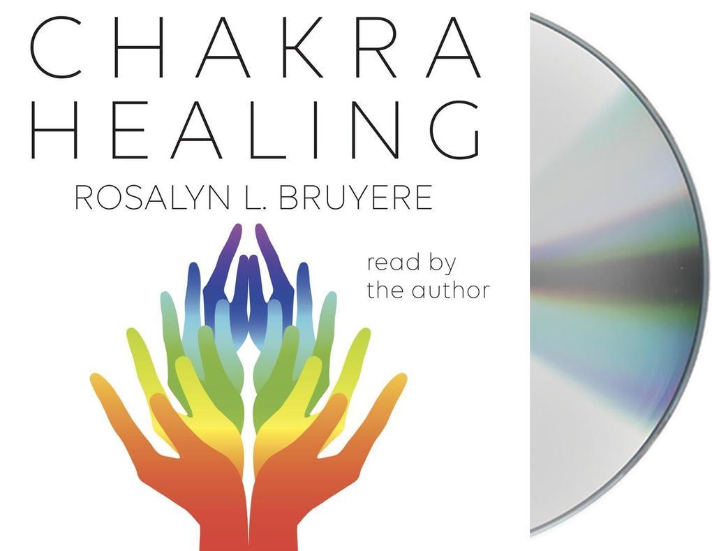 CHAKRA HEALING        D als Hörbuch CD
