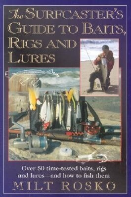 Surfcaster's Guide to Baits, Rigs & Lures als Taschenbuch