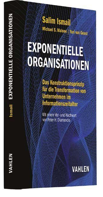 Exponentielle Organisationen als Buch (gebunden)