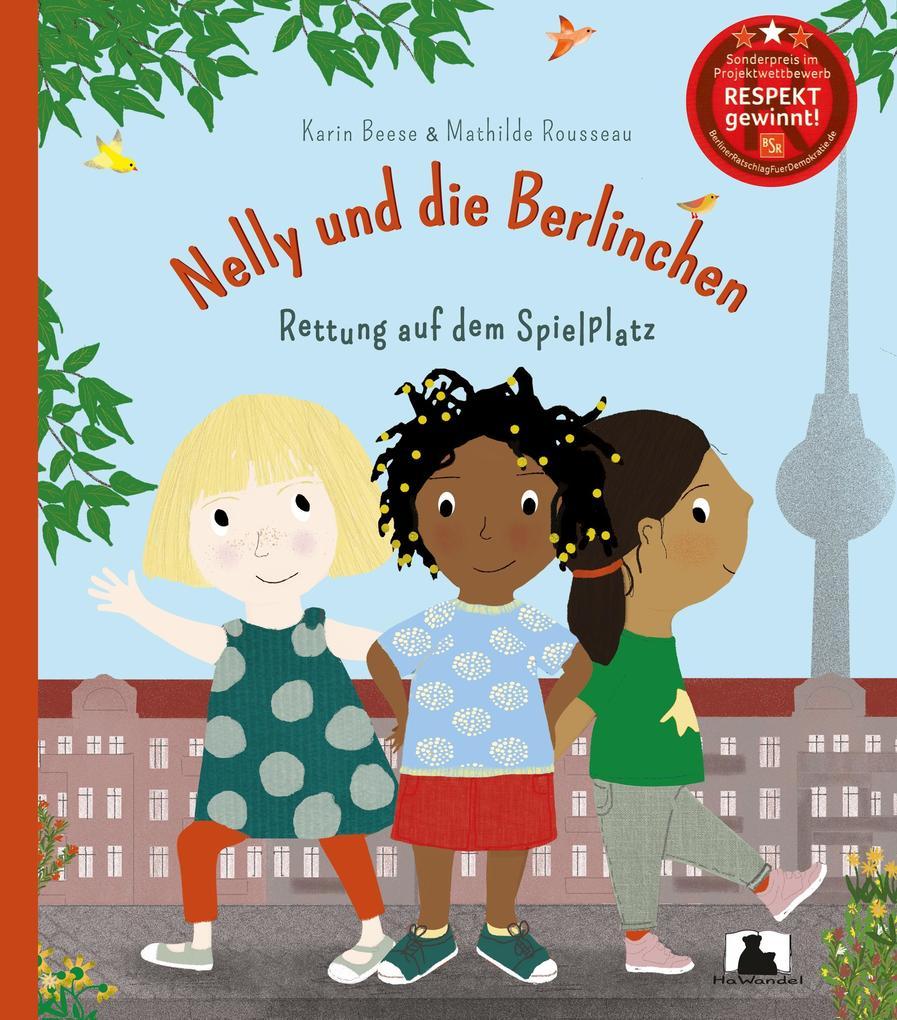 Nelly und die Berlinchen als Buch (gebunden)