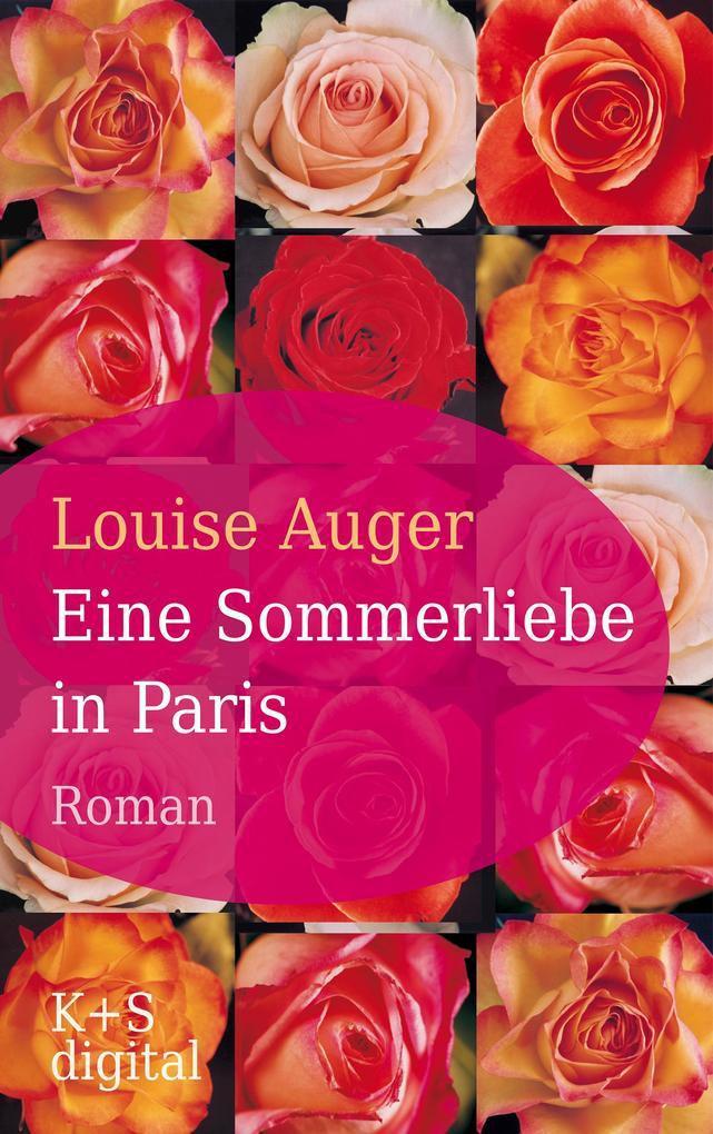 Eine Sommerliebe in Paris als eBook