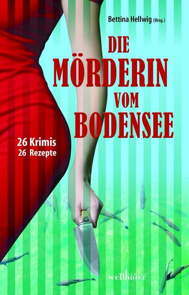 Die Mörderin vom Bodensee als Buch (kartoniert)