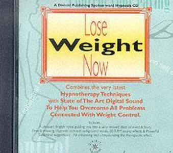 Lose Weight Now als Hörbuch CD