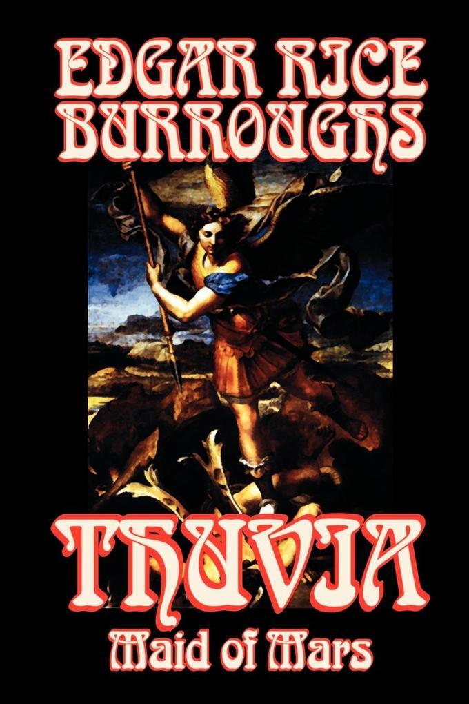 Thuvia, Maid of Mars by Edgar Rice Burroughs, Science Fiction, Classics als Taschenbuch