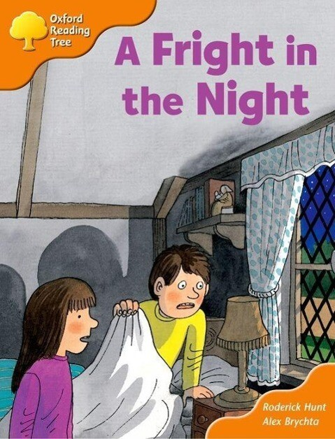 Oxford Reading Tree: Stage 6: More Storybooks: a Fright in the Night: Pack A als Buch (kartoniert)