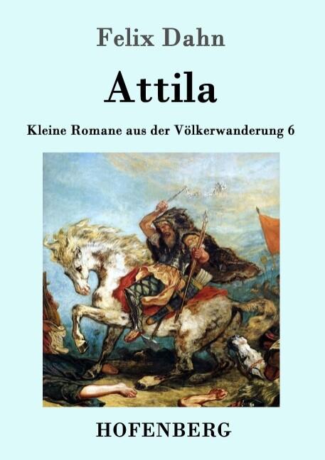Attila als Buch (kartoniert)