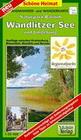 Naturpark Barnim, Wandlitzsee und Umgebung 1 : 35 000. Radwander- und Wanderkarte