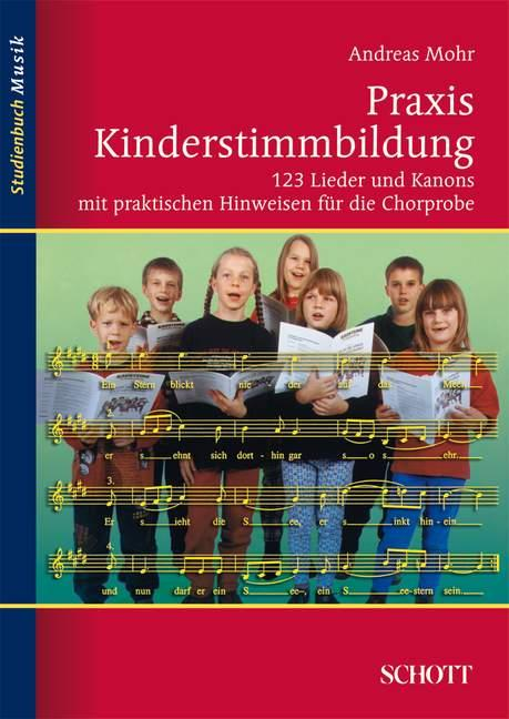 Praxis Kinderstimmbildung als Buch (kartoniert)