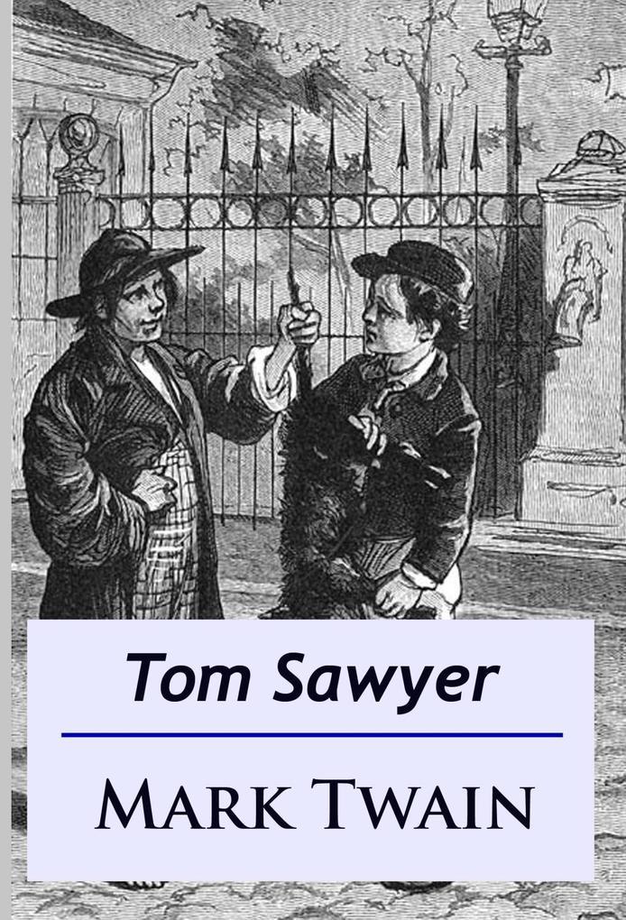 Tom Sawyer als eBook epub