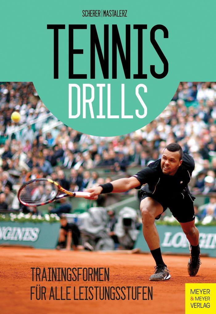 Tennisdrills als eBook epub