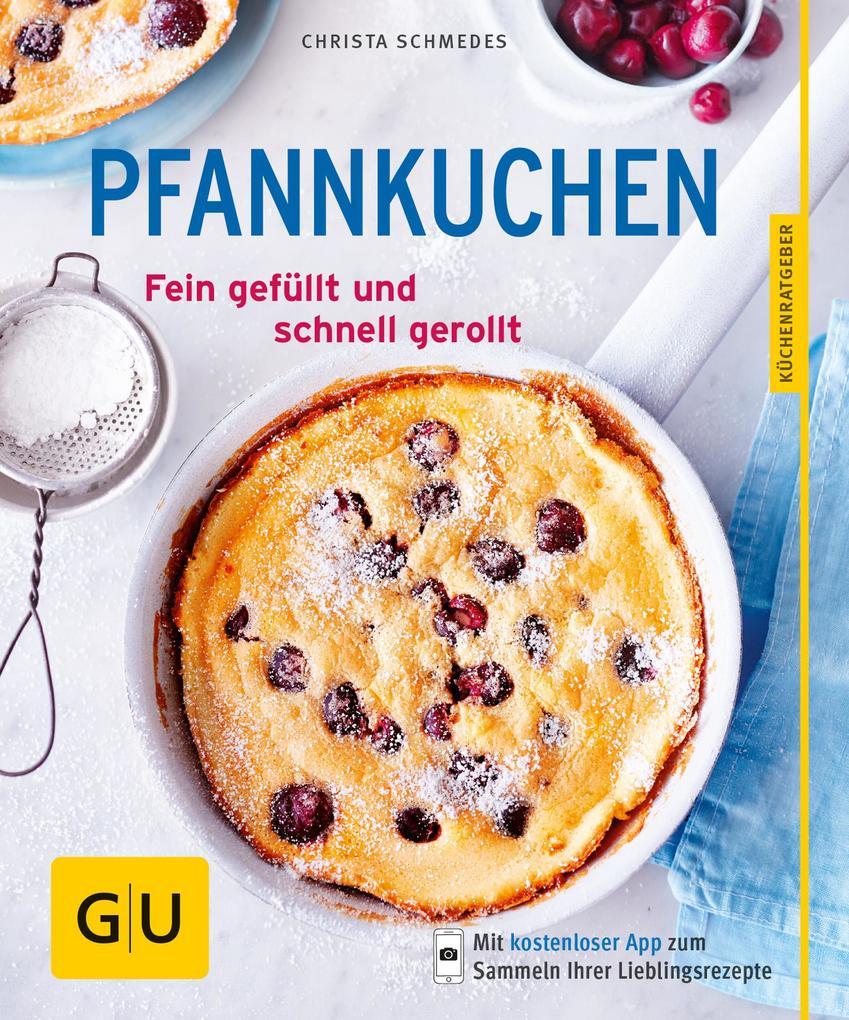 Pfannkuchen als eBook