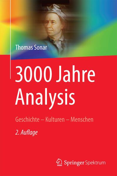 3000 Jahre Analysis als Buch (gebunden)