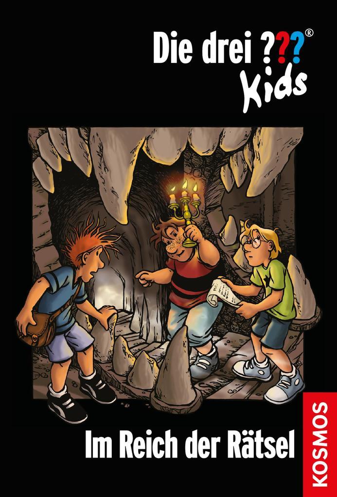 Die drei ??? Kids, 13, Im Reich der Rätsel (drei Fragezeichen Kids) als eBook epub