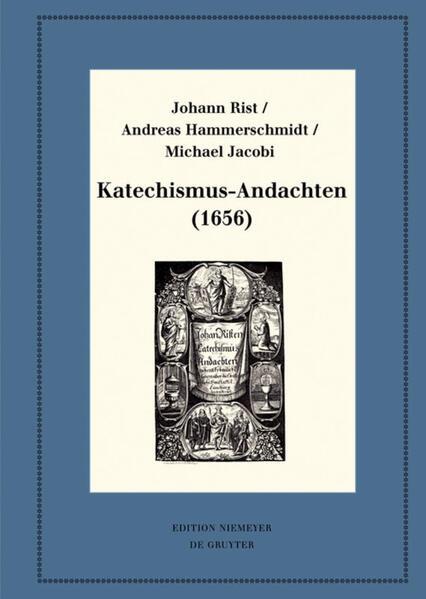 Katechismus-Andachten (1656) als Buch (gebunden)