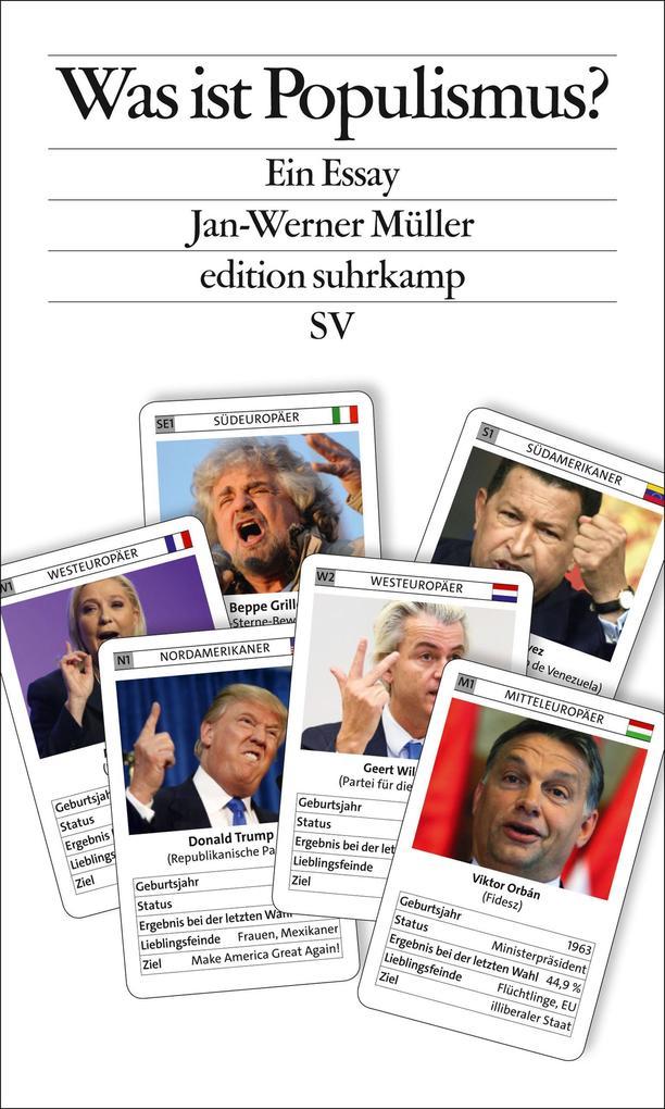 Was ist Populismus? als eBook epub