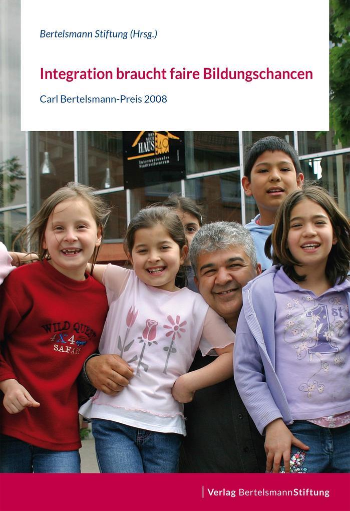 Integration braucht faire Bildungschancen als eBook pdf