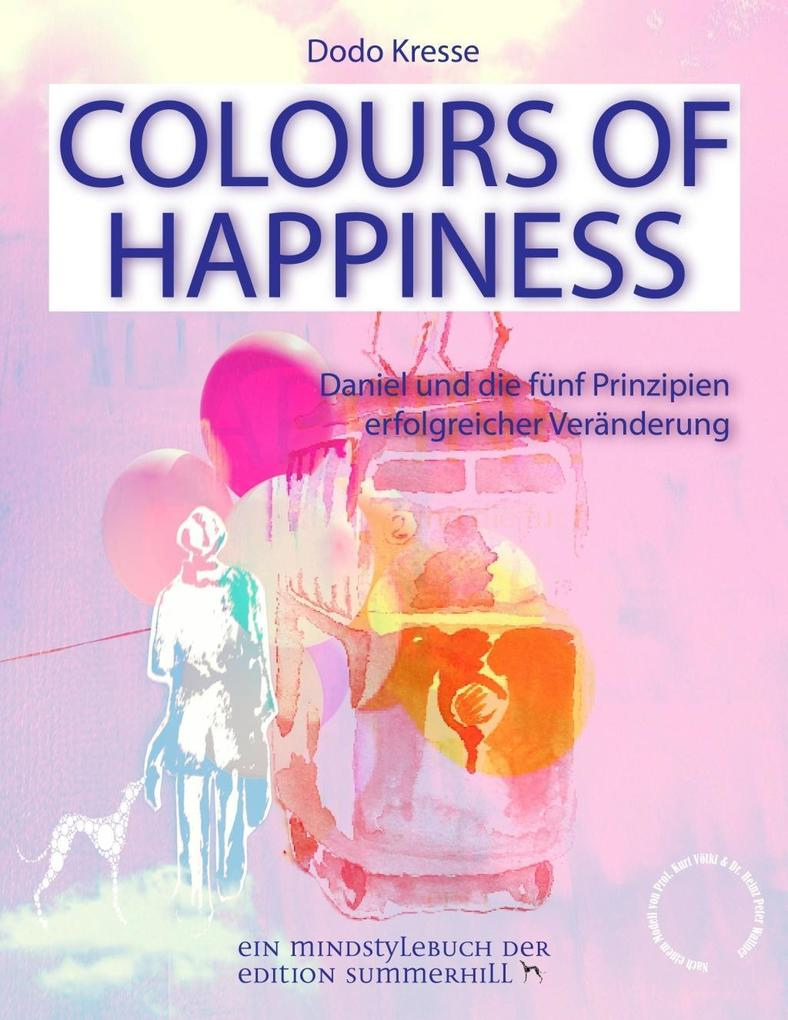 COLOURS OF HAPPINESS als eBook epub