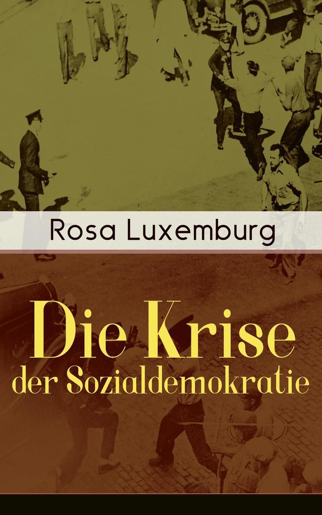 Die Krise der Sozialdemokratie als eBook epub