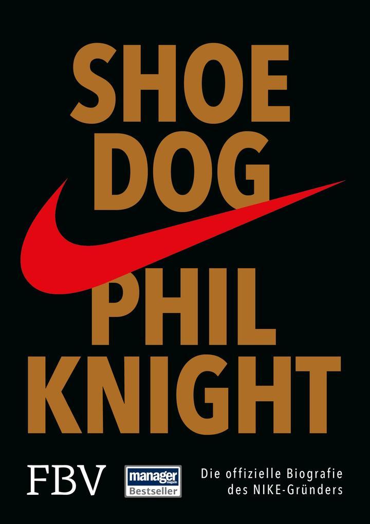 Shoe Dog als Buch
