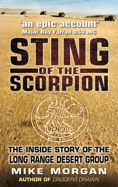 The Sting of the Scorpion als Buch (kartoniert)