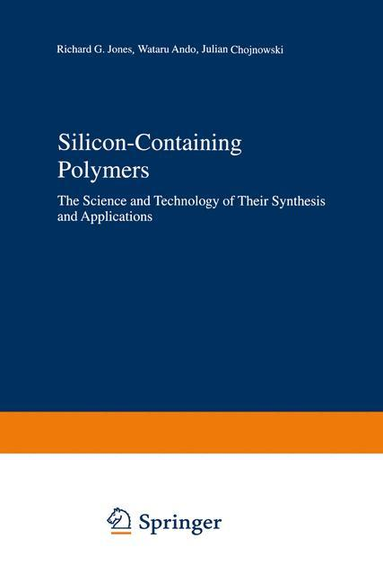 Silicon-Containing Polymers als Buch (kartoniert)