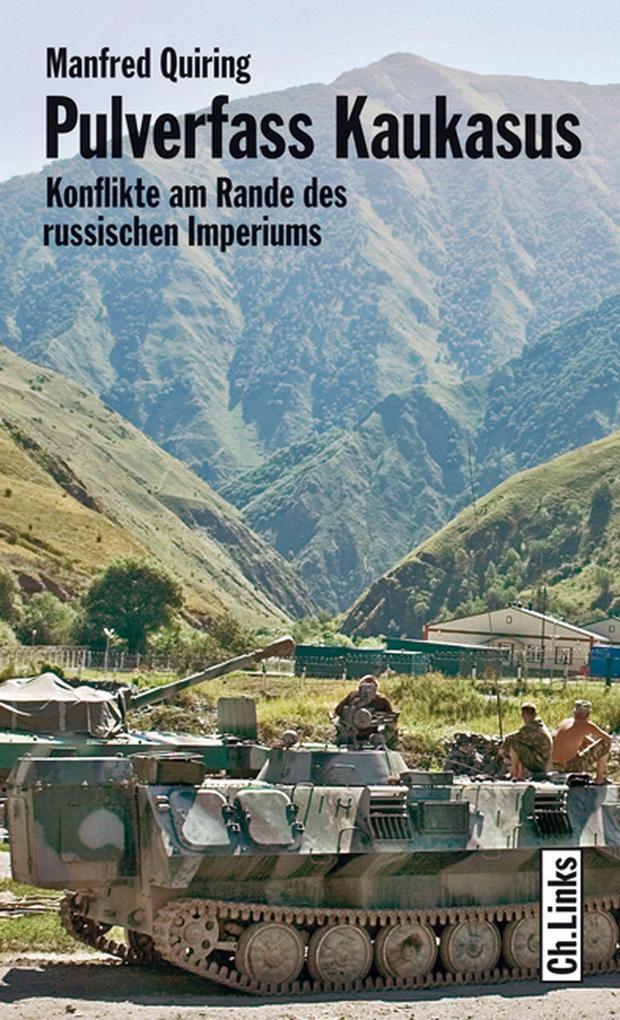 Pulverfass Kaukasus als eBook epub