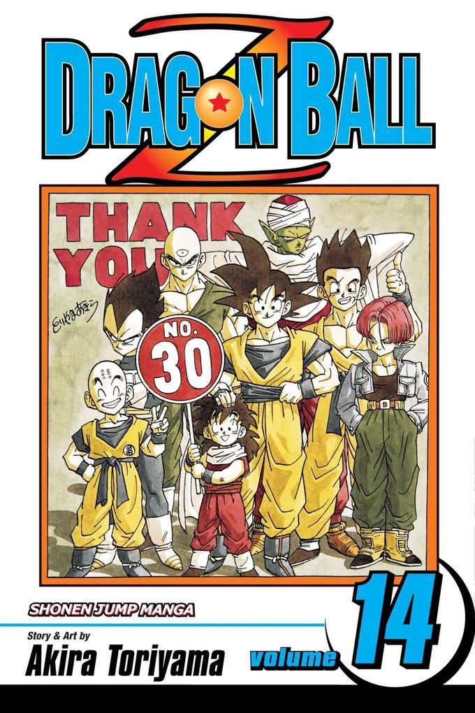 Dragon Ball Z, Vol. 14 als Taschenbuch