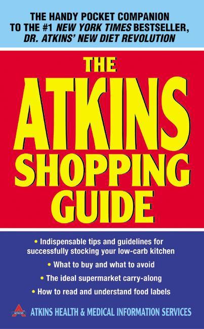 The Atkins Shopping Guide als Taschenbuch