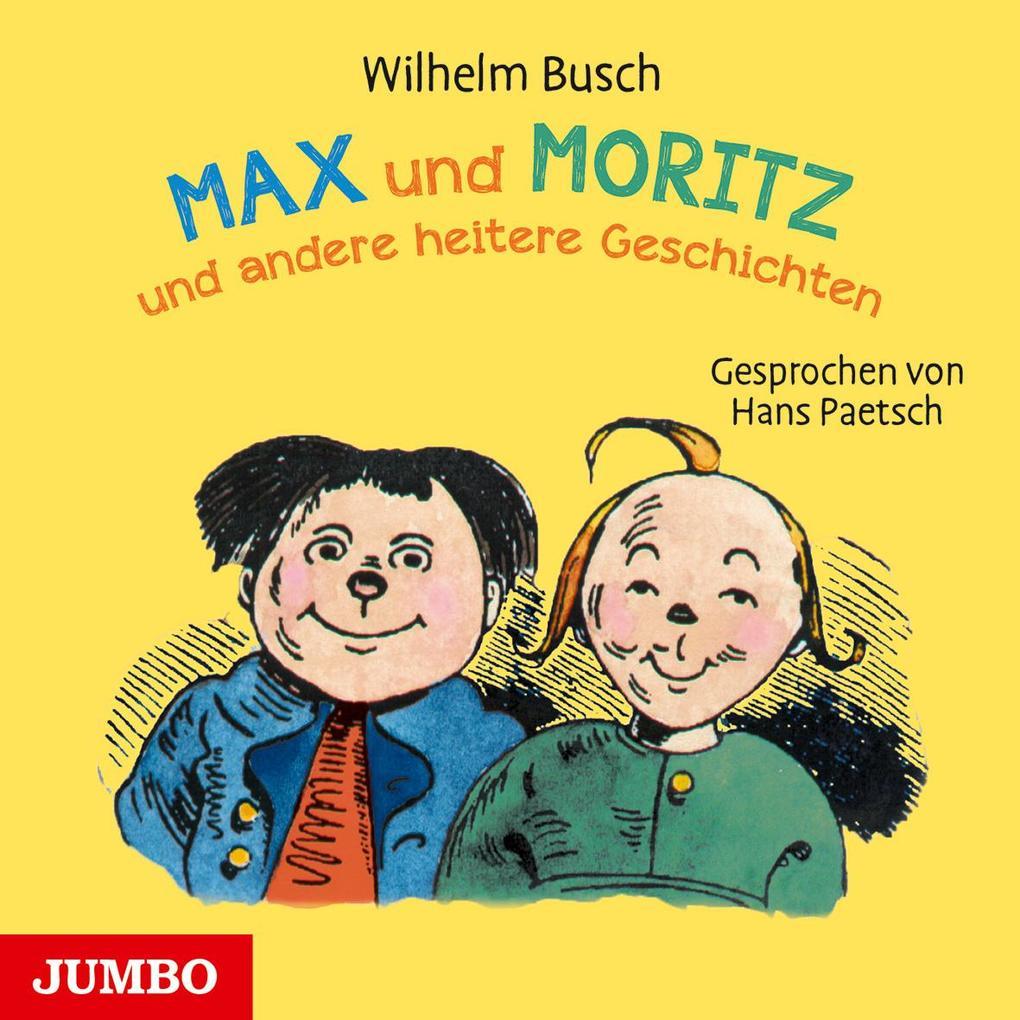 Max und Moritz als Hörbuch CD