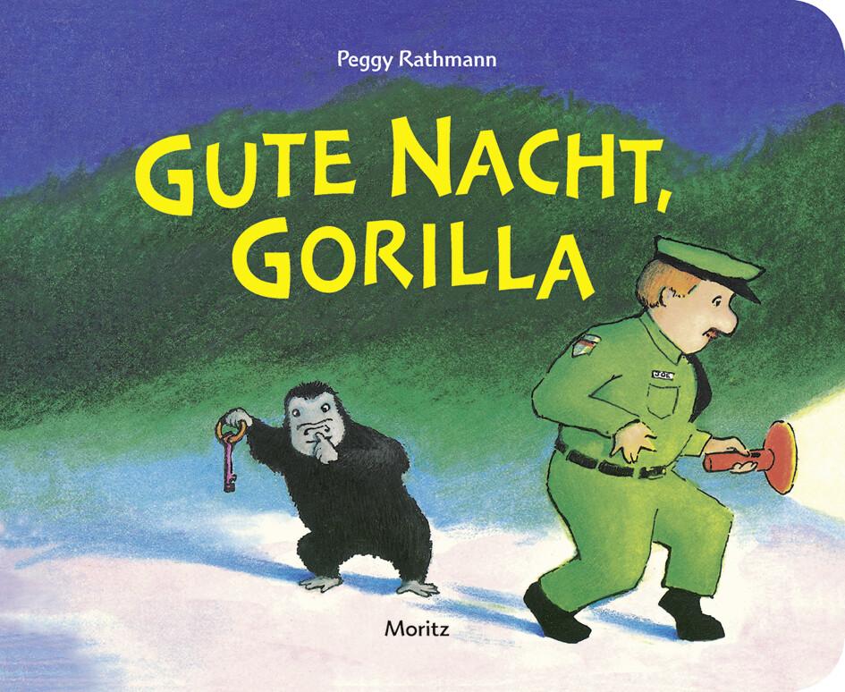Gute Nacht, Gorilla! als Buch (kartoniert)
