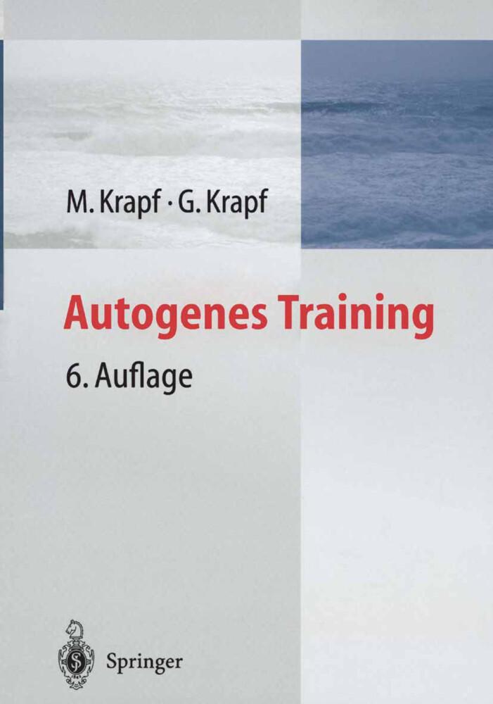 Autogenes Training als Buch (kartoniert)