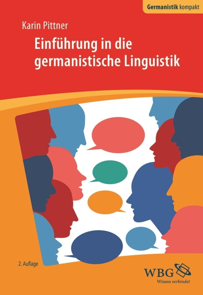 Einführung in die germanistische Linguistik als Buch (kartoniert)