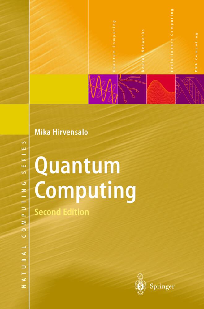 Quantum Computing als Buch (gebunden)