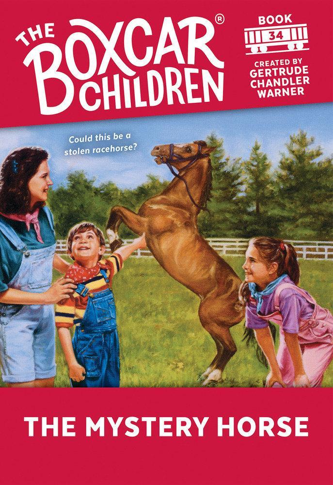 The Mystery Horse als Taschenbuch